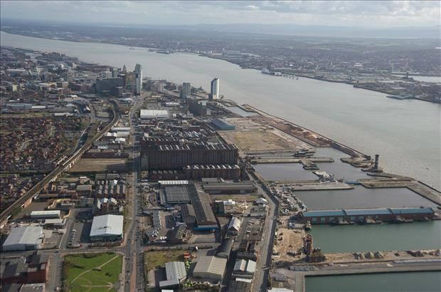 Thumbnail Land to let in Storage Land, Liverpool Docks, Liverpool