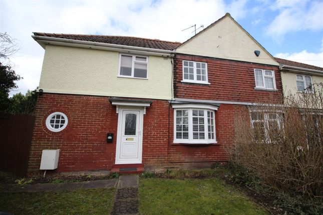 Thumbnail Semi-detached house to rent in Mansfield Lane, Norwich