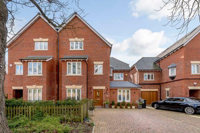 Thumbnail Semi-detached house for sale in Albuhera Mews, London