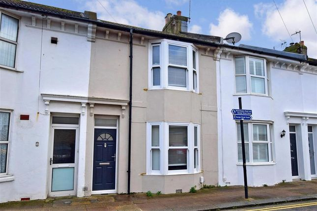 Thumbnail Terraced house for sale in Haddington Street, Hove, East Sussex