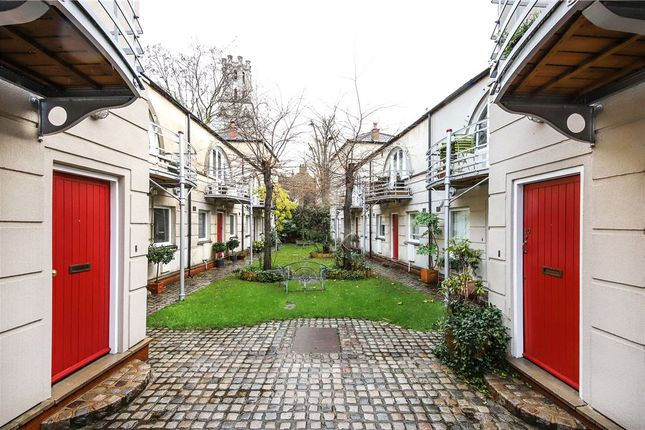Thumbnail Detached house for sale in Hawksmoor Mews, London