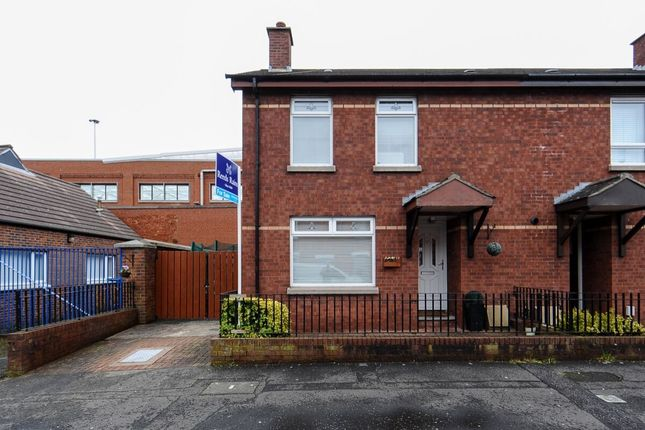 Thumbnail Semi-detached house for sale in Bloomfield Drive, Bloomfield, Belfast
