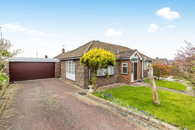 Thumbnail Bungalow for sale in Plover Fields, Madeley, Crewe
