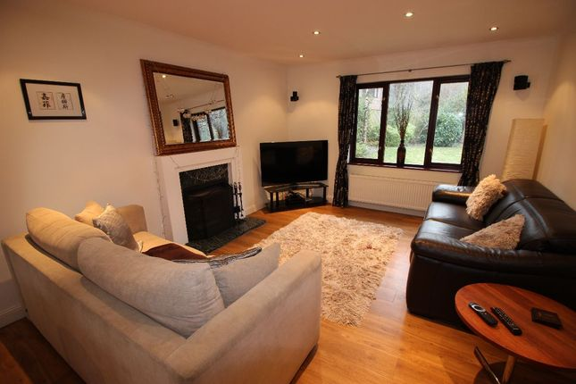 Thumbnail Detached house to rent in Ashdale Park, Finchampstead, Wokingham