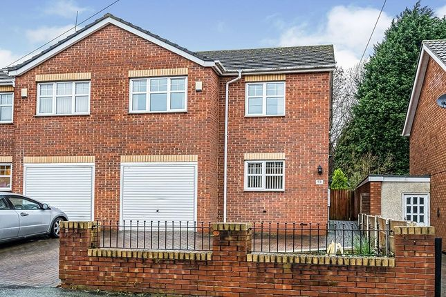 Thumbnail Semi-detached house to rent in Grace Road, Tipton