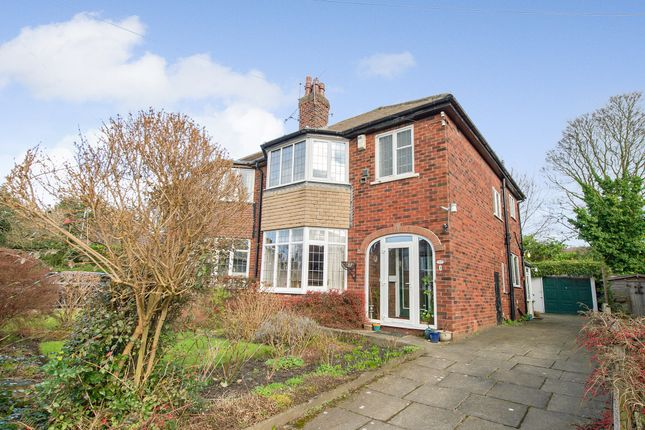 3 bed semi-detached house for sale in Church Gardens, Leeds LS17