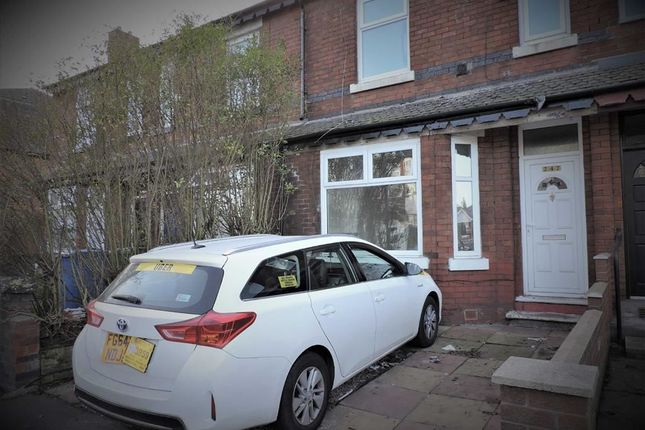 Thumbnail Terraced house for sale in Broom Lane, Levenshulme, Manchester