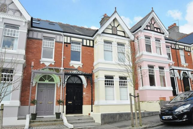 Thumbnail Flat for sale in Burleigh Park Road, Plymouth