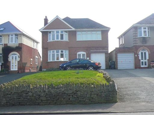 Thumbnail Detached house to rent in Mudford Road, Yeovil