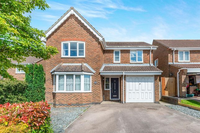 Thumbnail Detached house for sale in Baylis Crescent, Burgess Hill