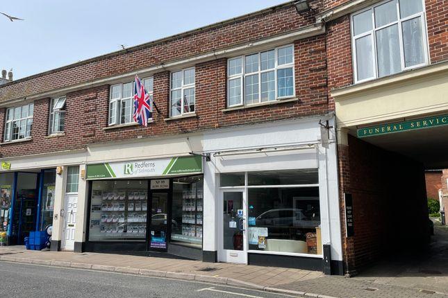 Retail premises to let in Retail Premises, 99 High Street, Sidmouth, Devon, 8La, Sidmouth