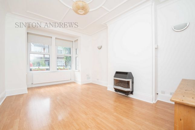 Terraced house to rent in Camborne Avenue, Ealing