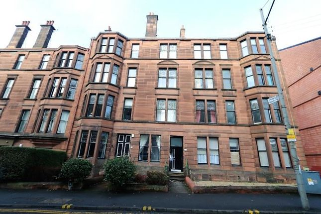 Thumbnail Flat to rent in Crown Road North, Glasgow