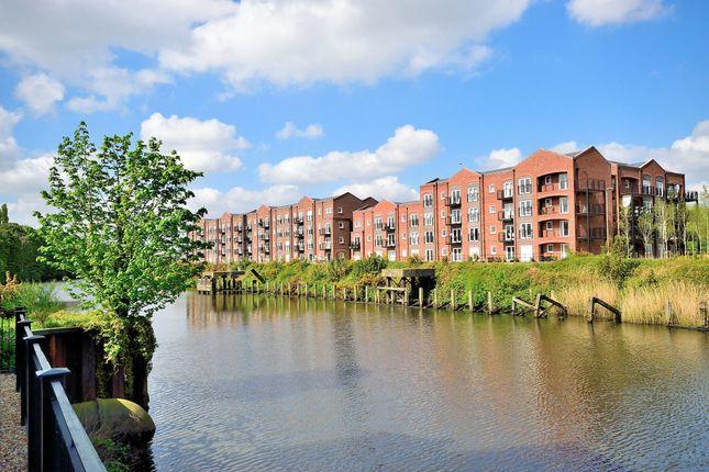 Thumbnail Flat to rent in Lulworth Place, Walton Locks, Warrington