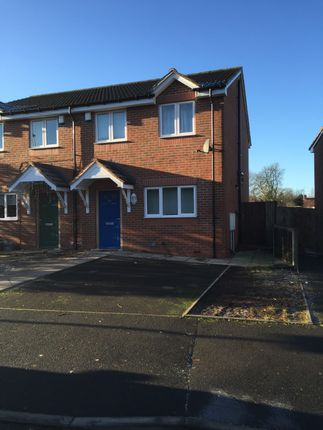 Thumbnail Duplex to rent in Newmans Way, Rednal
