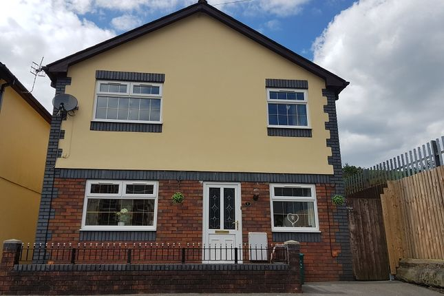 Thumbnail Detached house for sale in Park Road, Cwmparc, Rhondda Cynon Taff.