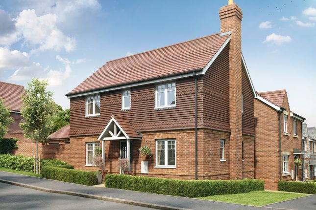"""Thumbnail Detached house for sale in """"The Mountford"""" at Old Broyle Road, West Broyle, Chichester"""