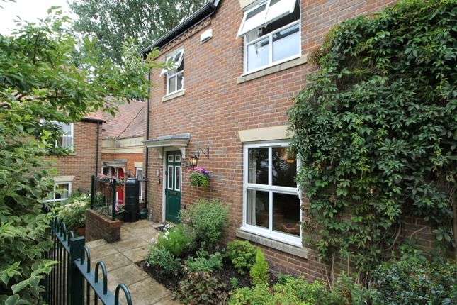 Thumbnail Terraced house for sale in Cromwell Gardens, Steeple Drive, Alton, Hampshire