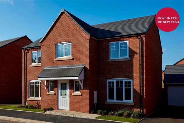 Thumbnail Detached house for sale in Crompton, Old Worcester Road, Hartlebury