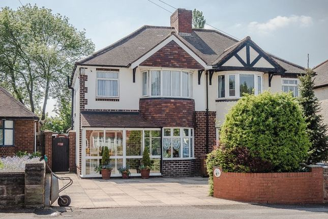 Thumbnail Semi-detached house for sale in Deville Mews, Chapel Street, Brownhills, Walsall