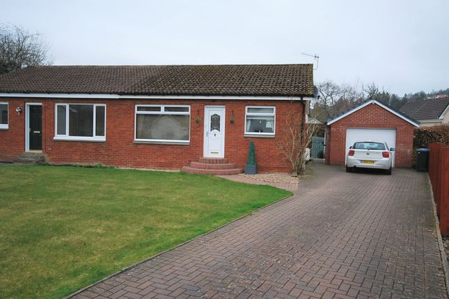 Thumbnail Bungalow for sale in Angus Crescent, Crieff