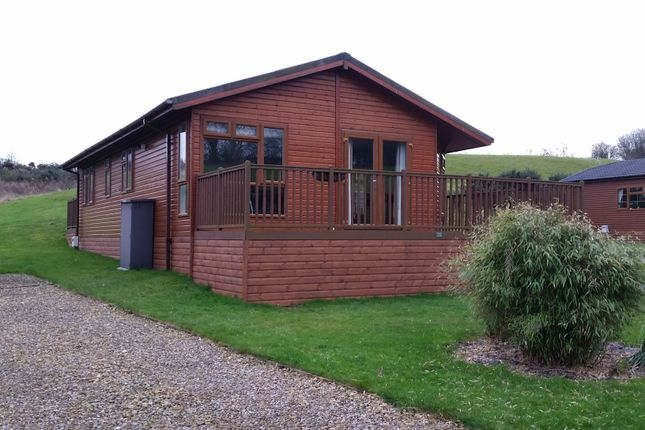 Thumbnail Lodge for sale in Badgers Retreat Park, North Yorkshire