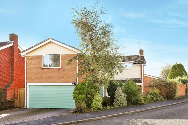 Thumbnail Detached house for sale in Garland, Rothley, Leicester