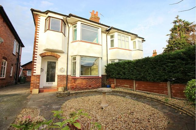 Thumbnail Semi-detached house for sale in Arundel Road, Southport