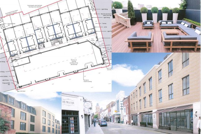 Thumbnail Commercial property for sale in Residential Development Site, 67 St. Giles Street, Northampton, Northamptonshire