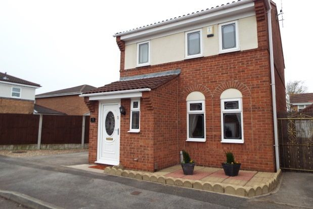 Thumbnail Detached house to rent in Kirkland Close, Sutton In Ashfield