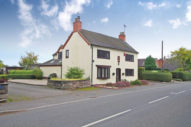 Thumbnail Detached house for sale in Scropton, Derby