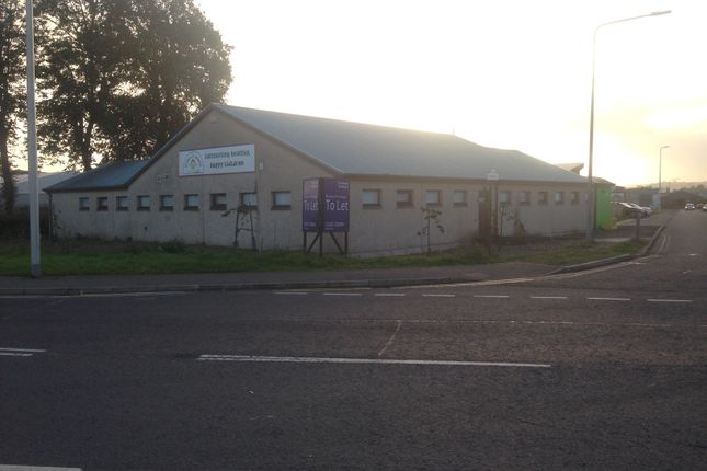 Thumbnail Industrial to let in Brunel Road, West Gourdie Industrial Estate, Dundee