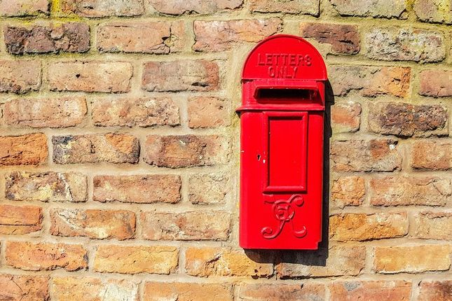 Mail Box of Telegraph Road, Heswall, Wirral CH60