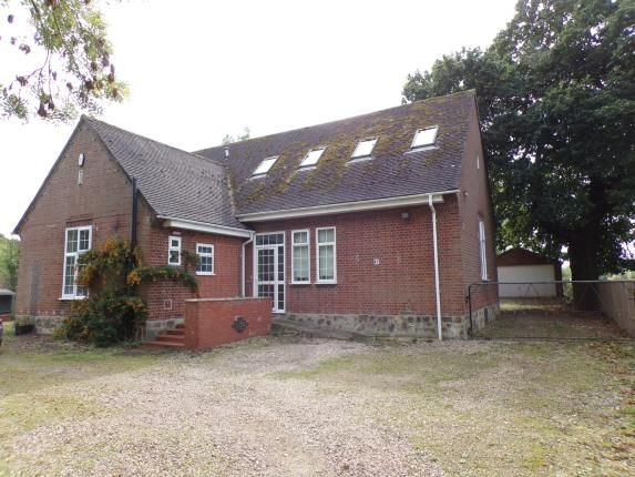 Thumbnail Bungalow for sale in Leicester Road, Anstey, Leicester, Leicestershire