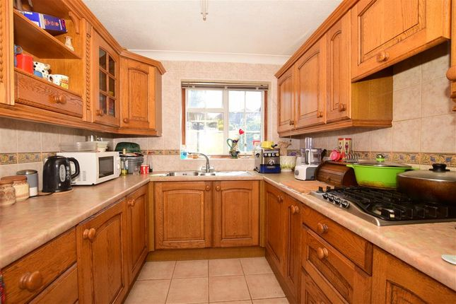 Thumbnail Semi-detached house for sale in Kemsley Close, Greenhithe, Kent