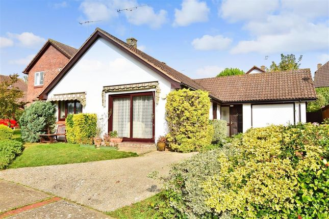 Thumbnail Detached bungalow for sale in Turnpike Hill, Hythe, Kent