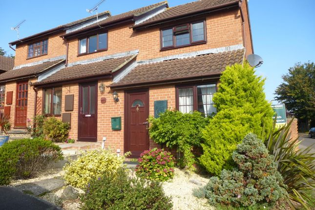 Thumbnail Terraced house to rent in Badgers Way, Sturminster Newton