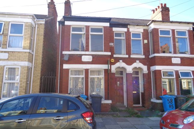 3 bedroom end terrace house to rent in Hardy Street, Hull