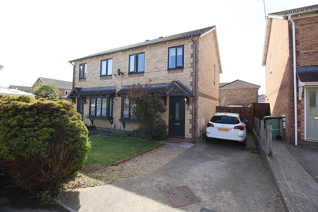 3 bed semi-detached house for sale in Heol Ysgawen, Llanharry, Pontyclun, Rhondda, Cynon, Taff. CF72