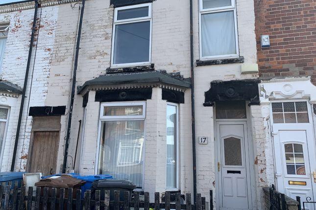 Devon Street, Hull, East Yorkshire HU4