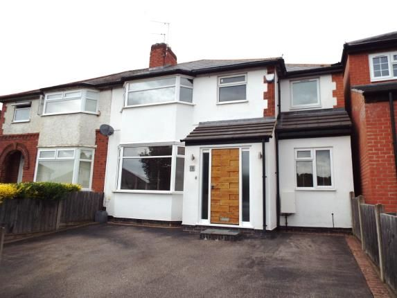 Thumbnail Semi-detached house for sale in North Drive, Leicester, Leicestershire, England