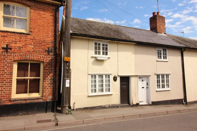 Thumbnail Terraced house to rent in Lowgate Street, Eye