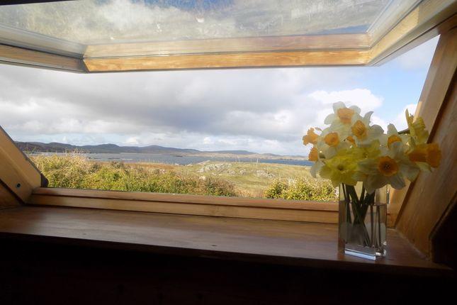 Bedroom 2 View of Valasay, Bernera, Isle Of Lewis HS2