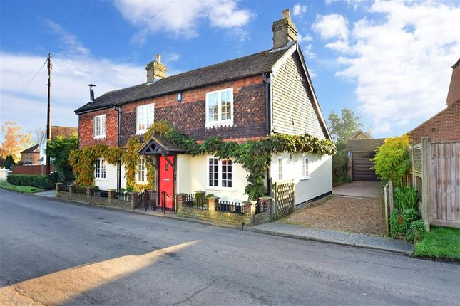 Front Elevation of The Street, Stockbury, Sittingbourne, Kent ME9