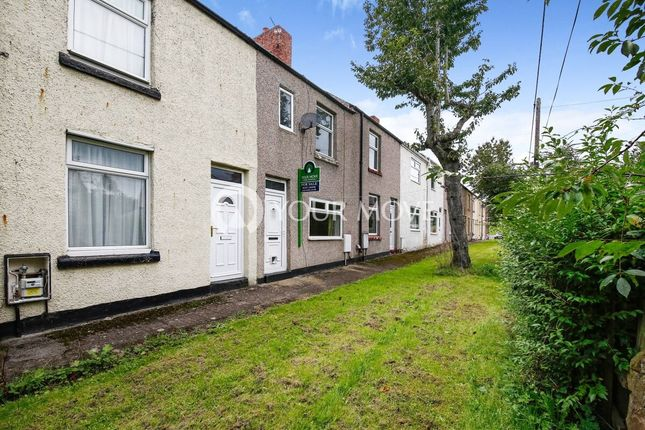 Thumbnail Terraced house for sale in East Street, Chopwell, Newcastle Upon Tyne