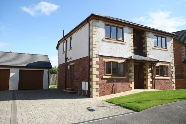 Thumbnail Detached house for sale in 5 Craika Close, Dearham, Maryport, Cumbria