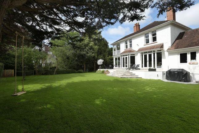 Thumbnail Detached house for sale in Cockington Lane, Torquay