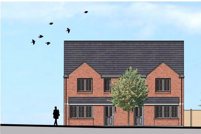 Thumbnail Semi-detached house for sale in Plots 1 & 2 Grammar Close, Blakebrook, Kidderminster, Worcestershire