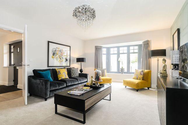 The Railton Living Room