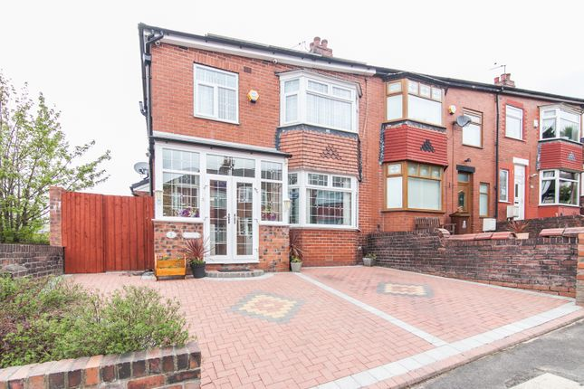 Thumbnail End terrace house for sale in Penrith Avenue, Oldham